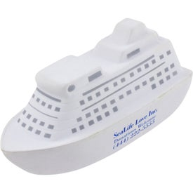 Personalized Cruise Ship Stress Ball