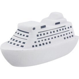 Cruise Ship Stress Ball for Promotion