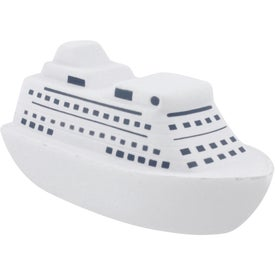 Company Cruise Ship Stress Ball