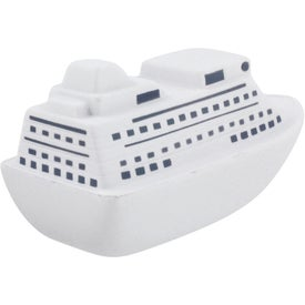 Cruise Ship Stress Ball for your School