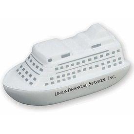 Cruise Ship Stressball