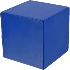 Cube Stress Ball for Your Organization