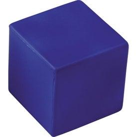 Logo Cube Stressball