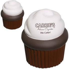 Company Cupcake Stress Ball
