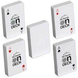 Deck of Cards Stress Ball