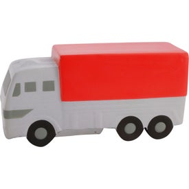 Imprinted Delivery Truck Stress Reliever