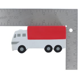 Advertising Delivery Truck Stress Reliever