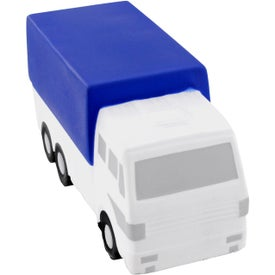 Delivery Truck Stress Ball for Your Company