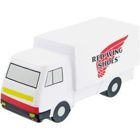 Delivery Truck Stress Toy Giveaways