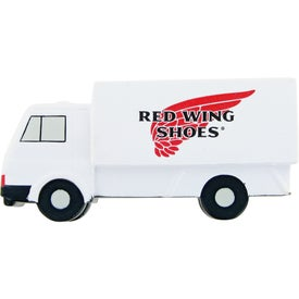 Delivery Truck Stress Toy
