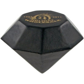 Branded Diamond Stress Toy