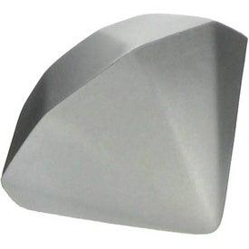 Diamond Stress Ball Imprinted with Your Logo
