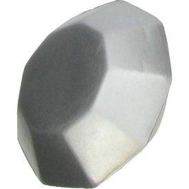 Diamond Stress Ball with Your Logo