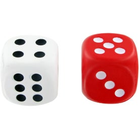 Dice Stress Ball for your School