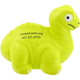 Dinosaur Stress Toy for Advertising