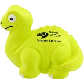 Promotional Dinosaur Stress Toy