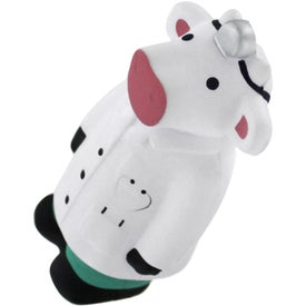 Promotional Doctor Cow Stress Reliever