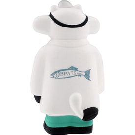 Doctor Cow Stress Reliever Printed with Your Logo