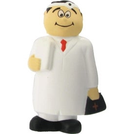 Personalized Doctor Stress Ball