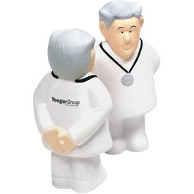 Personalized Human Doctor Stress Ball