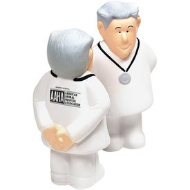 Human Doctor Stress Ball for Marketing