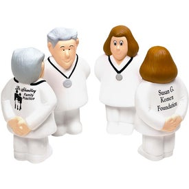 Human Doctor Stress Ball