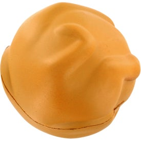 Logo Dog Ball Stress Ball