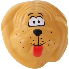 Dog Ball Stress Ball Printed with Your Logo