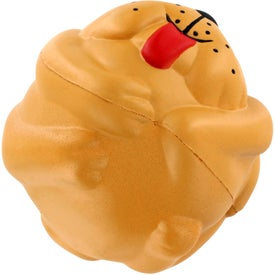 Dog Ball Stress Ball Branded with Your Logo