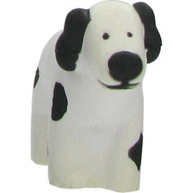 Dog Stress Ball Imprinted with Your Logo
