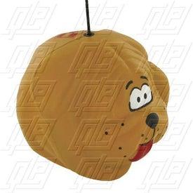 Dog Stress Ball Yo Yo