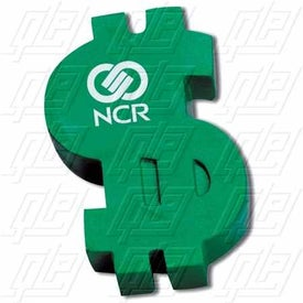 Dollar Sign Stress Reliever for Your Company