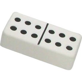 Domino Stress Ball Branded with Your Logo