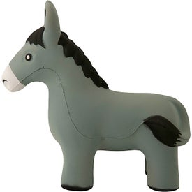 Printed Donkey Stress Reliever