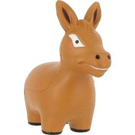 Customized Donkey Stress Ball