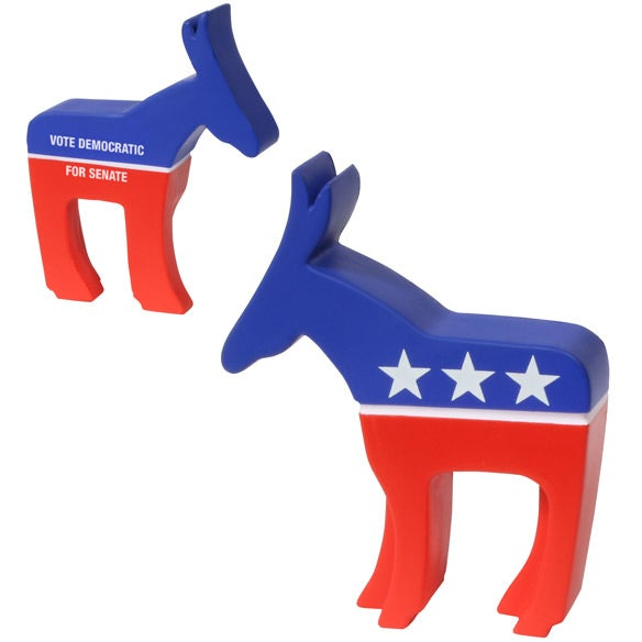 Democratic Donkey Stress Ball