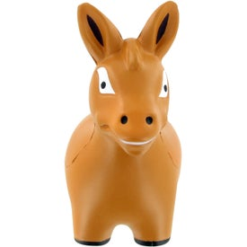 Donkey Stress Toy for Advertising