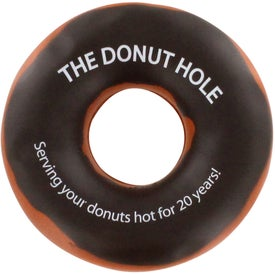 Branded Donut Stress Ball
