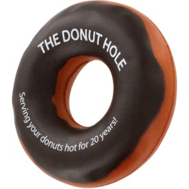 Donut Stress Ball Giveaways