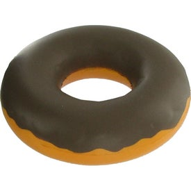 Personalized Doughnut Stress Reliever