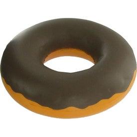 Personalized Doughnut Stress Reliever