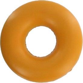 Custom Doughnut Stress Reliever