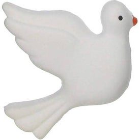 Dove Stress Ball for Customization
