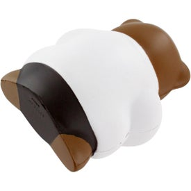 Physician Bear Stress Ball for Your Company