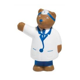 Logo Dr. Bear Stress Shape