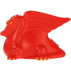 Advertising Dragon Stress Ball