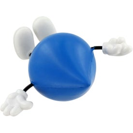 Advertising Droplet Figure Stress Ball
