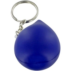 Droplet Keychain Stress Ball for your School