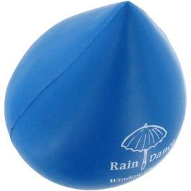 Logo Droplet Stress Ball