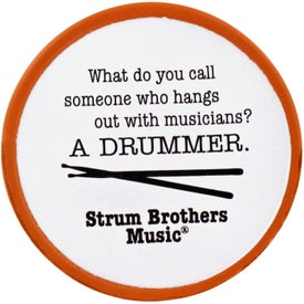 Promotional Drum Stress Ball